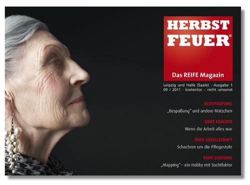 HERBSTFEUER Ausgabe Nr. 01