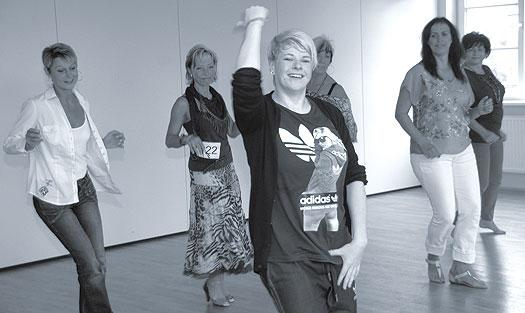 Modelcasting Tanzcentrum Seidel & Seidel