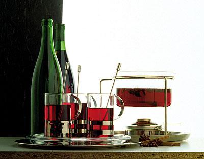 Edler Glühwein Jaques Weinkolumne Nr. 5 Heft 6
