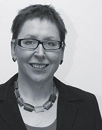 Kerstin Motzer, Seniorenbeaufragte der Stadt Leipzig