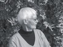 Renate Hartung, Mitglied im Hospizverein Leipzig e. V.