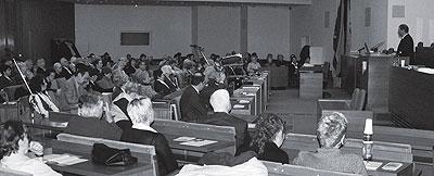2. Seniorenkonferenz der Stadt Leipzig am 19. November 2012
