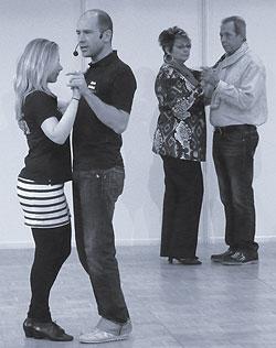 Schnupperkurse des Tanzcentrums Seidel & Seidel